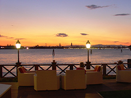 Sunset panoramic tour