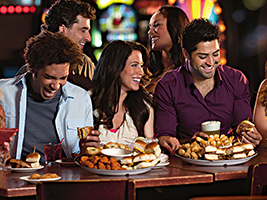 Restaurante Dave & Buster's - Concord - NC