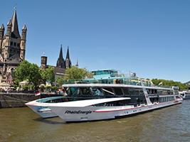 Dusseldorf Christmas cruise
