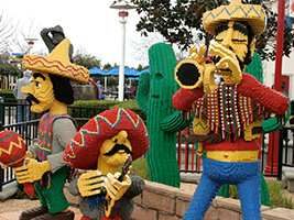 Foto Legoland Con Transporte Desde Anaheim