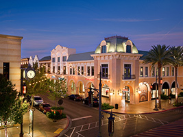 Shop and Play at Town Square