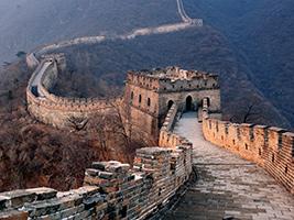 Full Day Underground Palace and Mutianyu Great Wall Tour