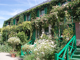 Giverny and Auvers sur Oise by minibus