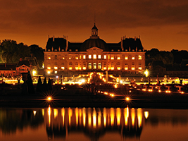 Dinner at Vaux le Vicomte and Candlelight Visit - Private