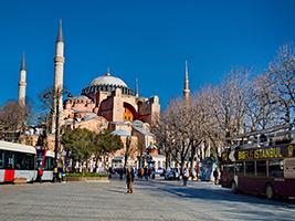 Istanbul tour - hop on-hop off