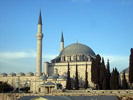 Faith Mosque to Edirnekapi tour