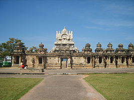 Temple Tour to Mahabalipuram (45 Kms)