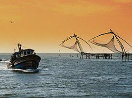 Cochin Sunset Cruise