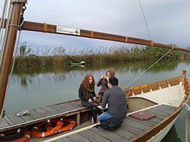Boat trip by Albufera + Lunch