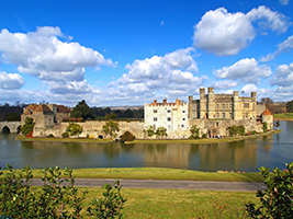 Leeds Castle, Canterbury, Dover and Greenwich