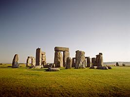 Stonehenge and Roman baths