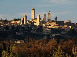 Excursion à San Gimignano, Sienne et Chianti - Montecatini