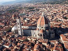 Visite panoramique de Florence - Montecatini
