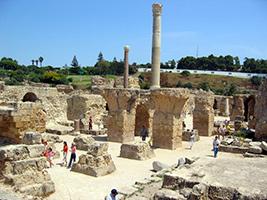Tunis Carthage Sidi Bou Said