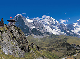 Kleine Scheidegg Tour from Lucerne