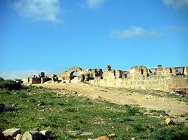 Oudhna - Zaghouan