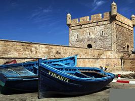 Essaouira - the jewel of the Atlantic