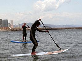 Paddle Surf and Kayak tour