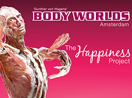 Body Worlds - The Happiness Project