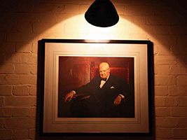 WWII secrets of Westminster and Churchill's War Rooms