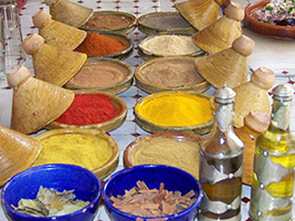 Traditional Moroccan Cookery Class
