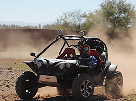 Marrakech Off-Road Buggy Ride