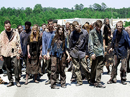 Atlanta Movie Big Zombie Tour – Part 1