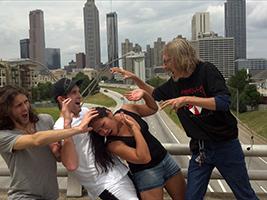 Atlanta Movie Big Zombie Tour – Part 2