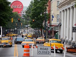 Atlanta Film Sites Tour