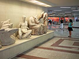The Underground treasures of Athens