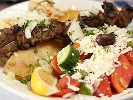 Journey to the Greek gastronomy