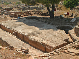 ?he mines of Lavrion tour