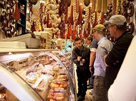 Athens gastronomic tour