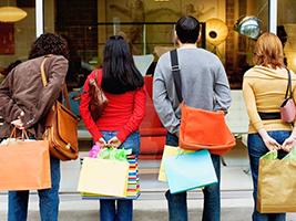 Shopping à Petras - Péloponnèse