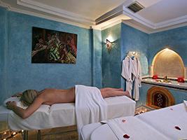 Revitalising Treatment at a Traditional Hammam