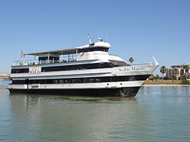 Majesty of Clearwater sightseeing tour