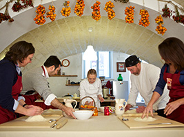Traditional Italian Cooking Lessons from Lecce