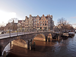 Guided tour Amsterdam