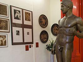 Erotic museum of Barcelona