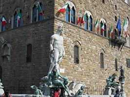 Visit to Piazza Signoria, Loggia dei Lanzi and Palazzo Vecchio - Skip the line
