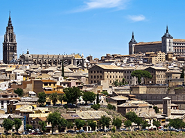 Enjoy Toledo at your leisure with Tourist Wristband from Madrid