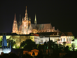 Christmas Offer: Prague by night