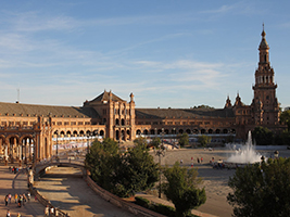 Discover the wonderfuls of Seville