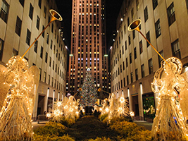 Holiday Lights and Movie Sites Tour