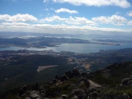 MONA and Mount Wellington tour