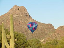 Tucson Hot Air Balloon Tour - Tucson - AZ