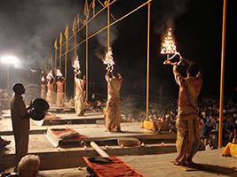Ganges Aarti Darshan - Private