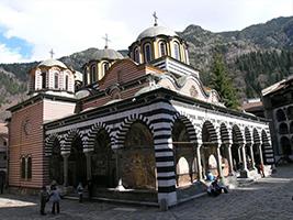 Rila Monastery and Melnik tour