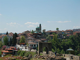 Veliko Tarnovo and Arnabasi tour