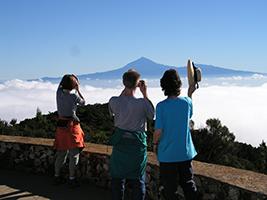 El Cedro trekking - Gomera